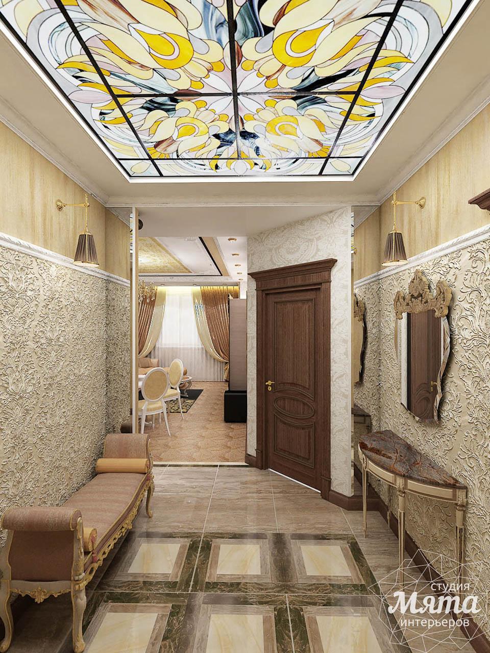 Дизайн интерьера двухкомнатной квартиры по ул. Мельникова 38 img1633409839