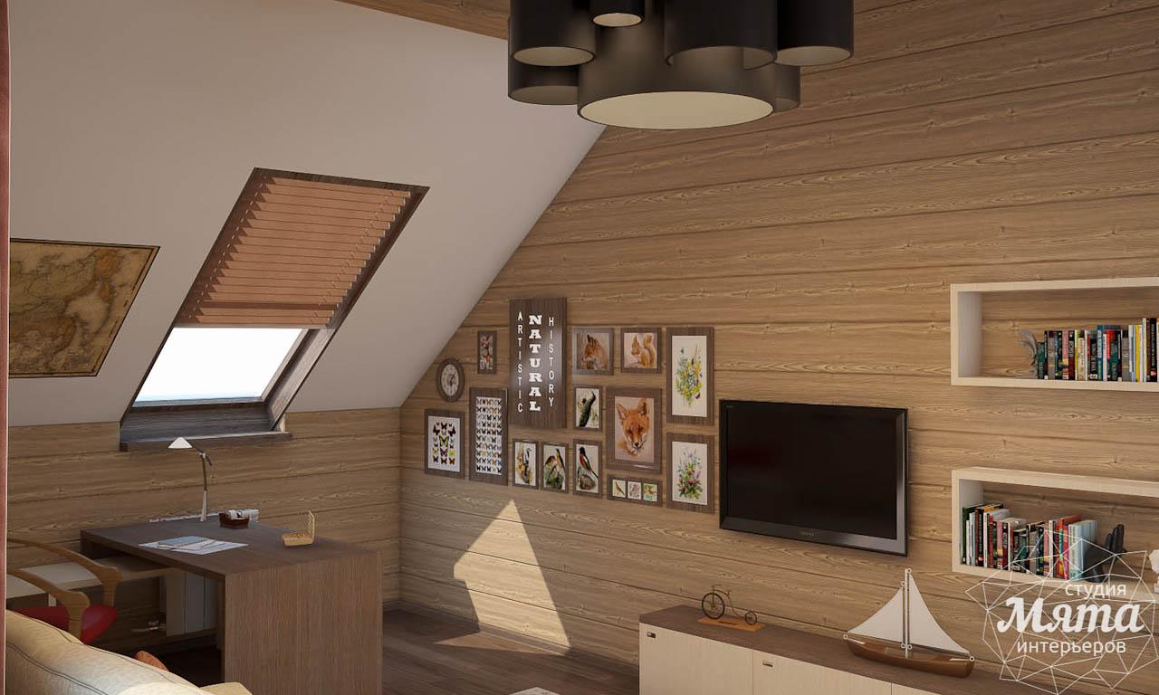 Дизайн интерьера коттеджа в п. Галактика  img844106269