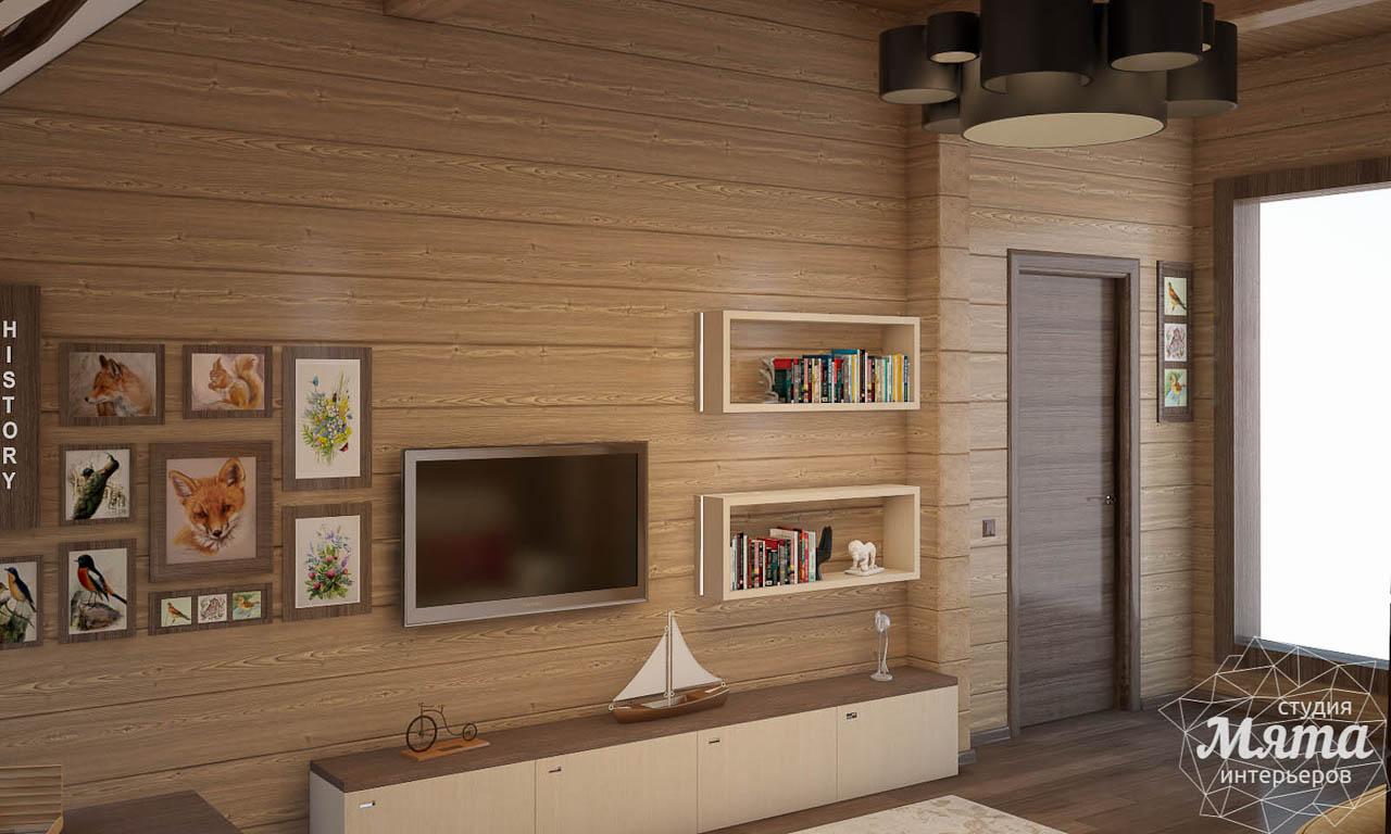 Дизайн интерьера коттеджа в п. Галактика  img1472549906