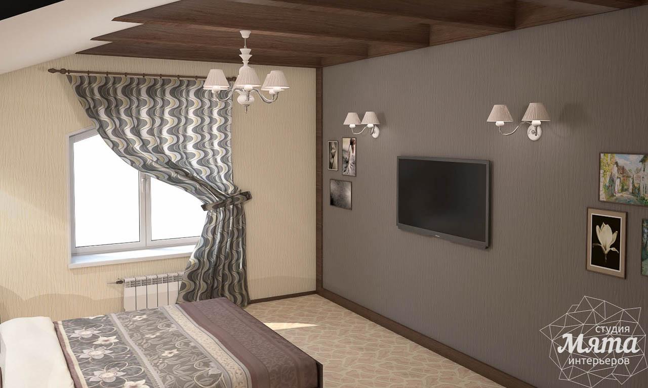 Дизайн интерьера коттеджа в современном стиле в п. Образцово  img102692964