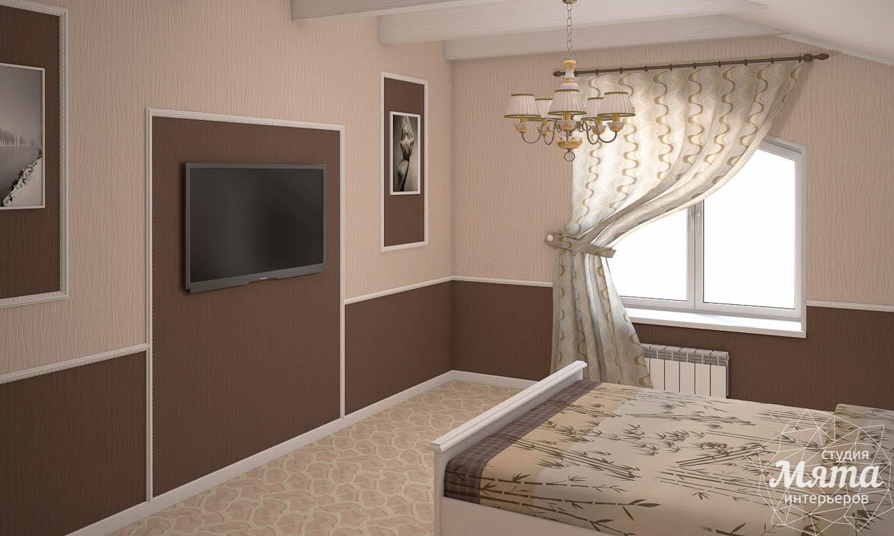 Дизайн интерьера коттеджа в современном стиле в п. Образцово  img403283590
