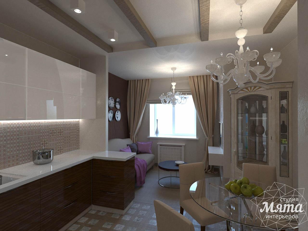 Дизайн интерьера трехкомнатной квартиры по ул. Мельникова 27 img291463126