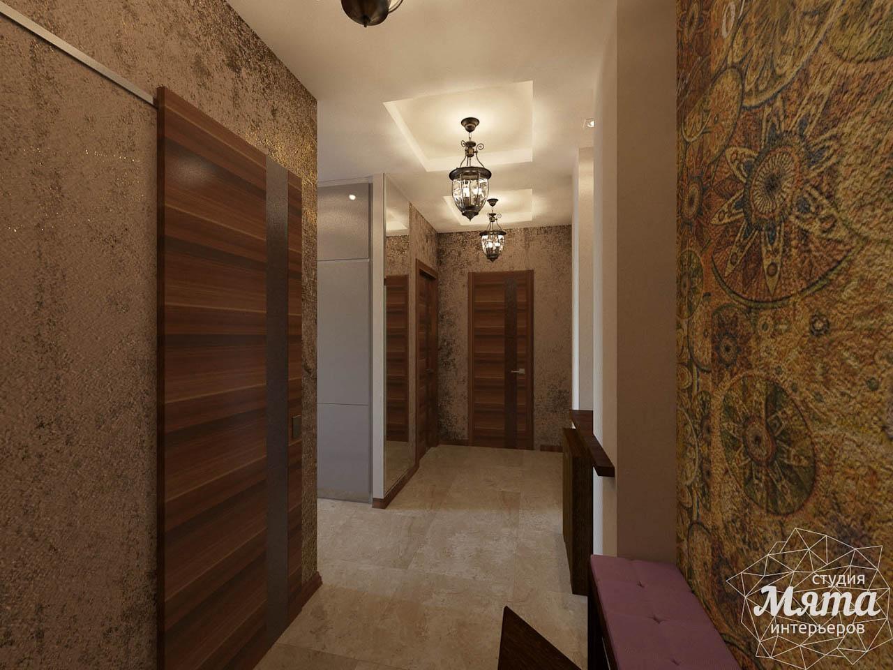 Дизайн интерьера трехкомнатной квартиры по ул. Мельникова 27 img69704311