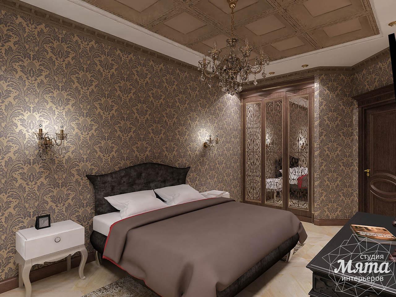 Дизайн интерьера двухкомнатной квартиры по ул. Мельникова 38 img1246234892