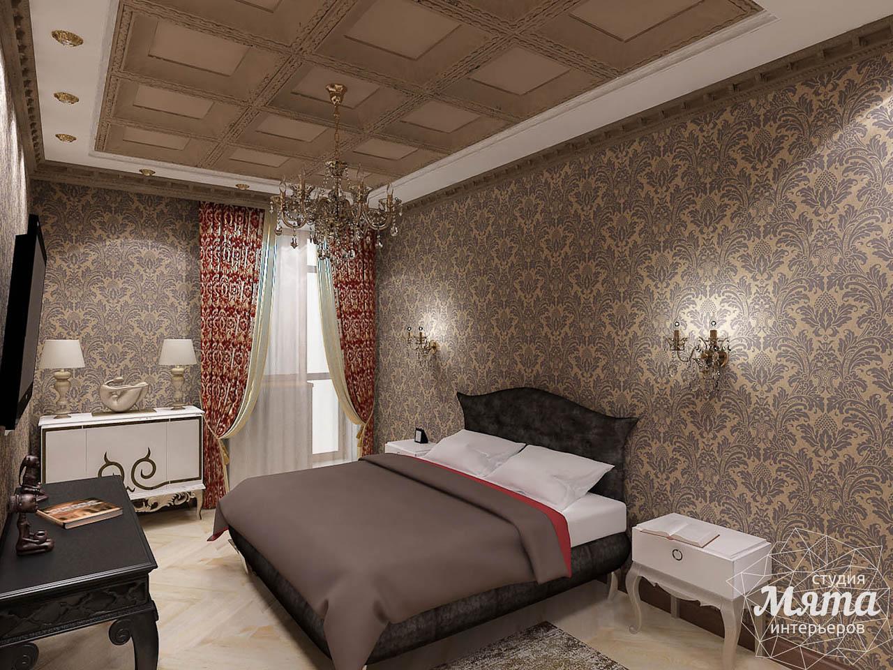 Дизайн интерьера двухкомнатной квартиры по ул. Мельникова 38 img134075977