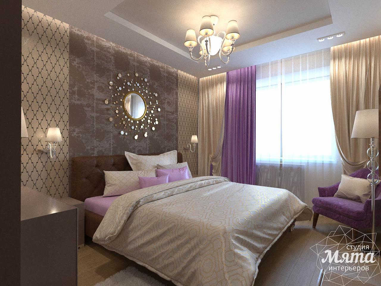 Дизайн интерьера трехкомнатной квартиры по ул. Мельникова 27 img633922343