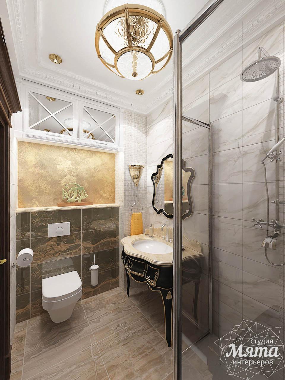 Дизайн интерьера двухкомнатной квартиры по ул. Мельникова 38 img671015060