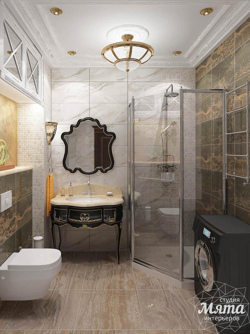 Дизайн интерьера двухкомнатной квартиры по ул. Мельникова 38 img271359456