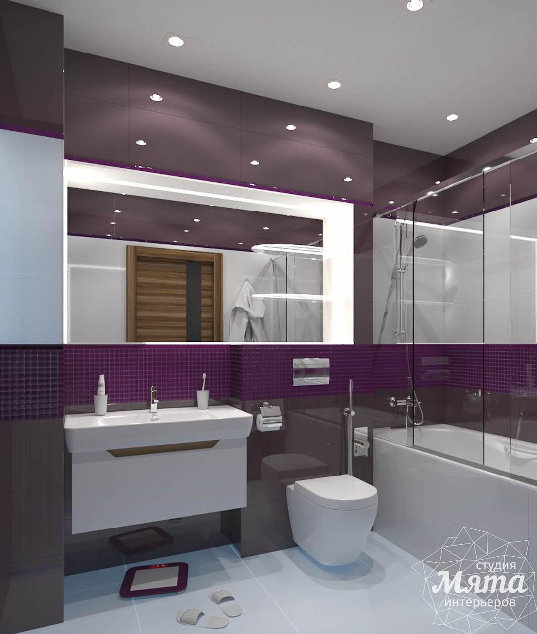 Дизайн интерьера трехкомнатной квартиры по ул. Мельникова 27 img595888927