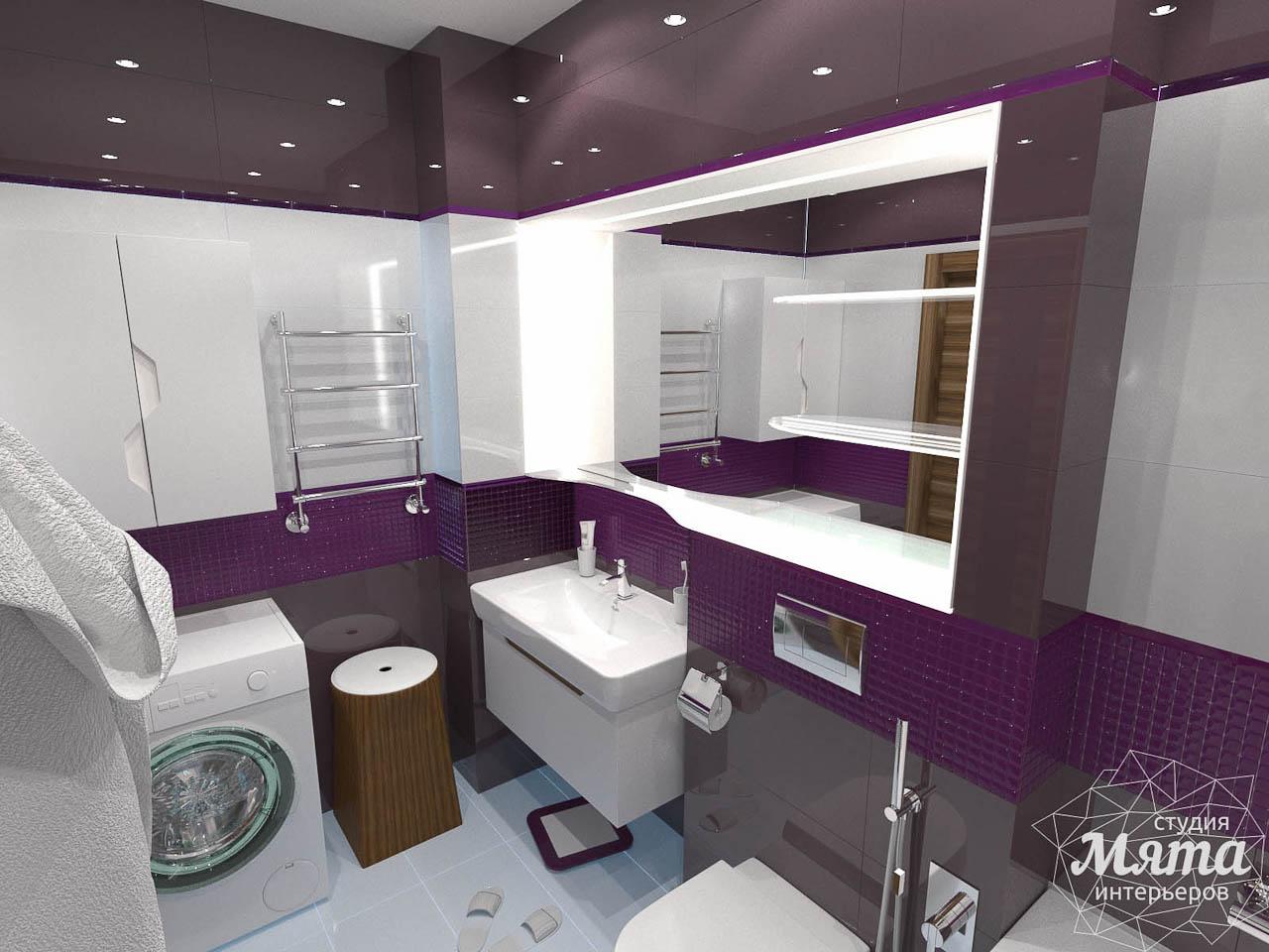 Дизайн интерьера трехкомнатной квартиры по ул. Мельникова 27 img1469244061
