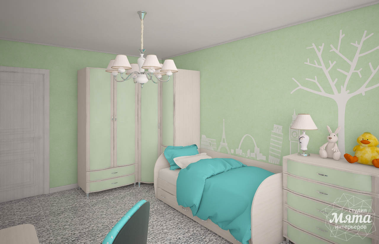 Дизайн интерьера  и ремонт трехкомнатной квартиры по ул. Машинная 44 img1564530996
