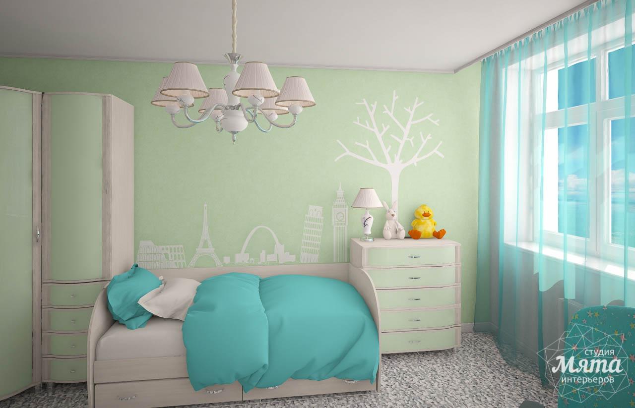 Дизайн интерьера  и ремонт трехкомнатной квартиры по ул. Машинная 44 img587678422