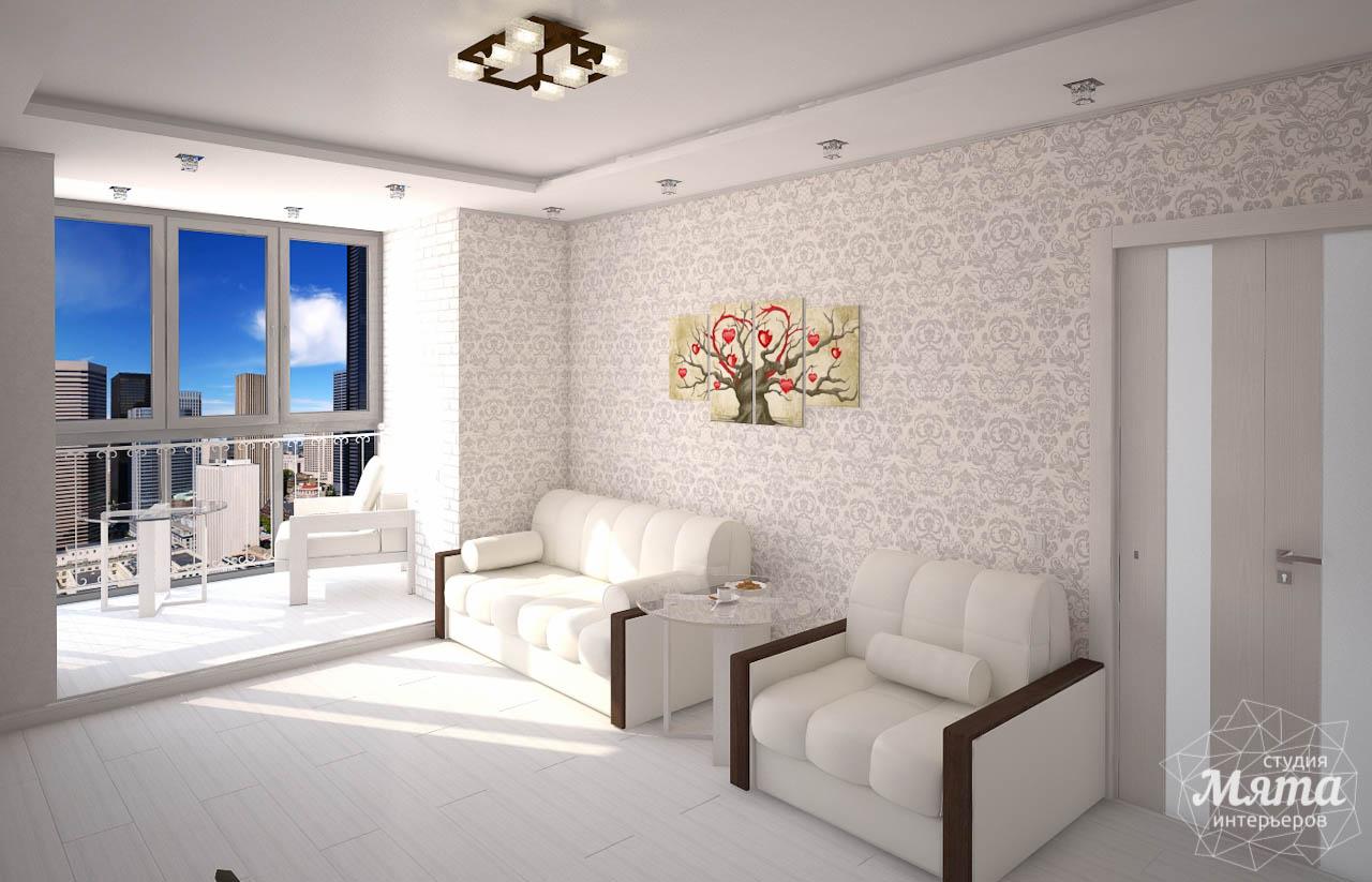 Дизайн интерьера  и ремонт трехкомнатной квартиры по ул. Машинная 44 img1709790516