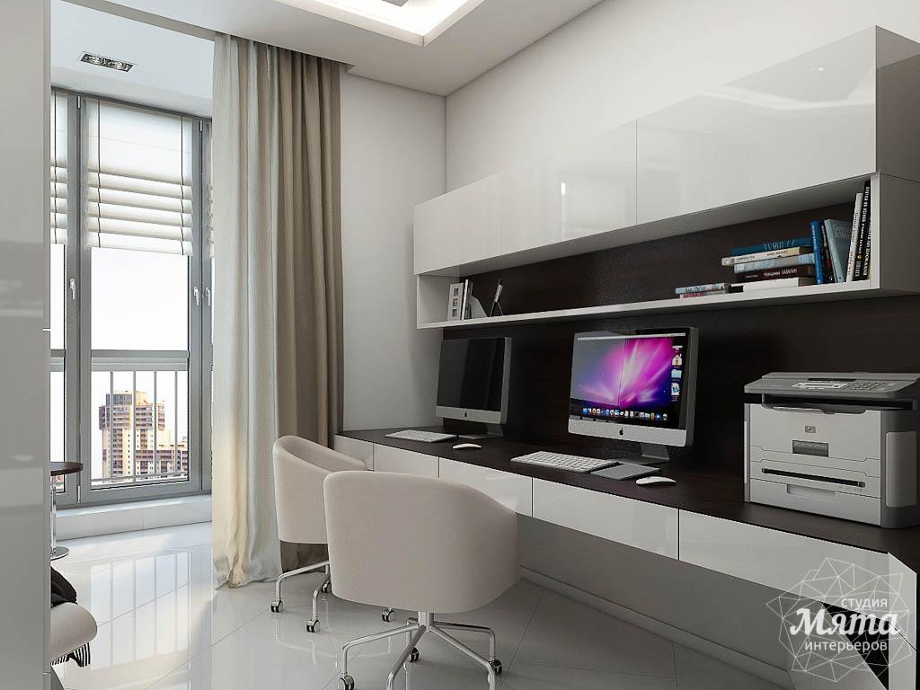 Дизайн интерьера трехкомнатной квартиры по ул. Белинского 86 img17244932