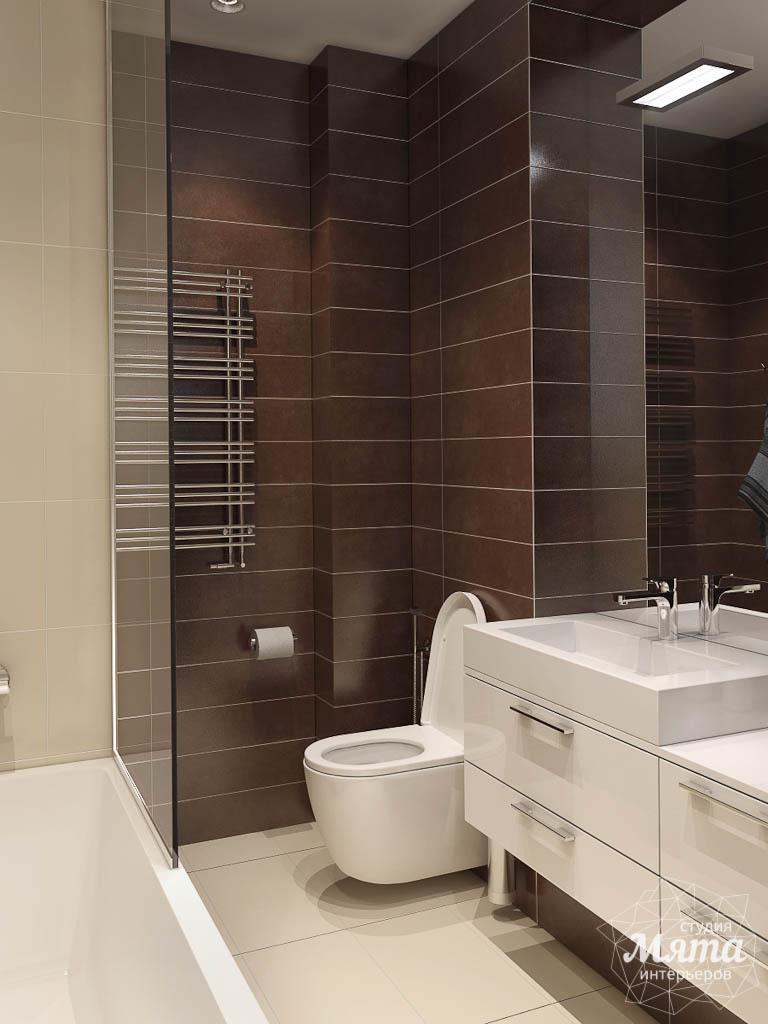 Дизайн интерьера трехкомнатной квартиры по ул. Белинского 86 img2095929497