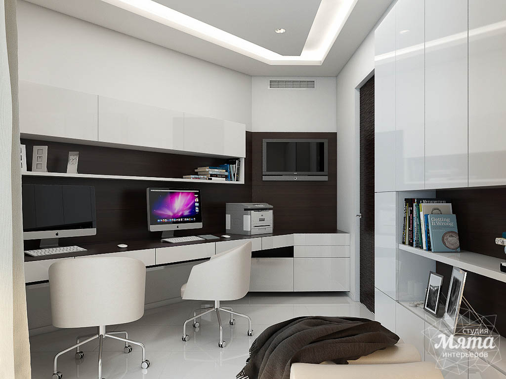 Дизайн интерьера трехкомнатной квартиры по ул. Белинского 86 img1506521170