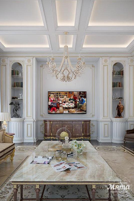 Дизайн интерьера коттеджа классическом стиле в Карасьозерске img1981889773