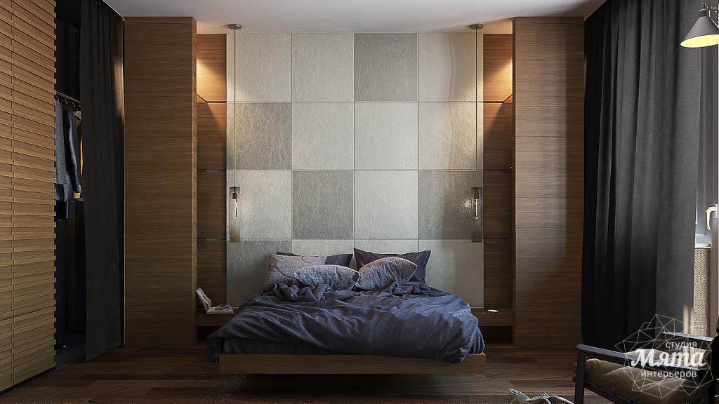 Дизайн интерьера двухкомнатной квартиры по ул. Юмашева 9 img1309599201