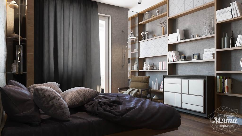 Дизайн интерьера двухкомнатной квартиры по ул. Юмашева 9 img1559079534