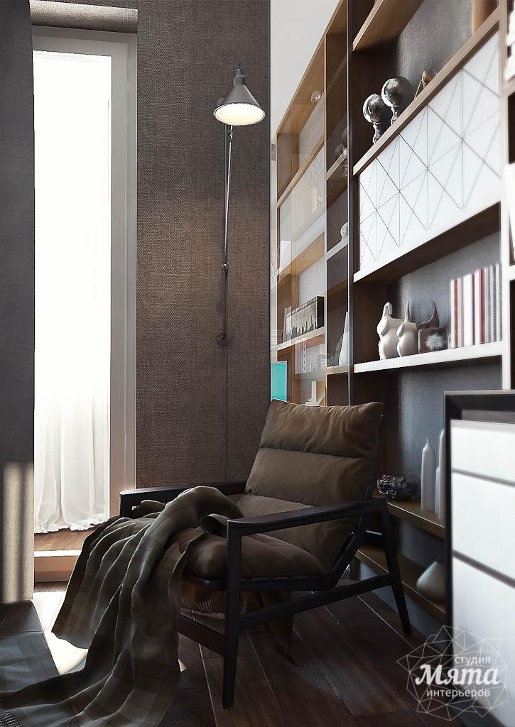 Дизайн интерьера двухкомнатной квартиры по ул. Юмашева 9 img1299966457