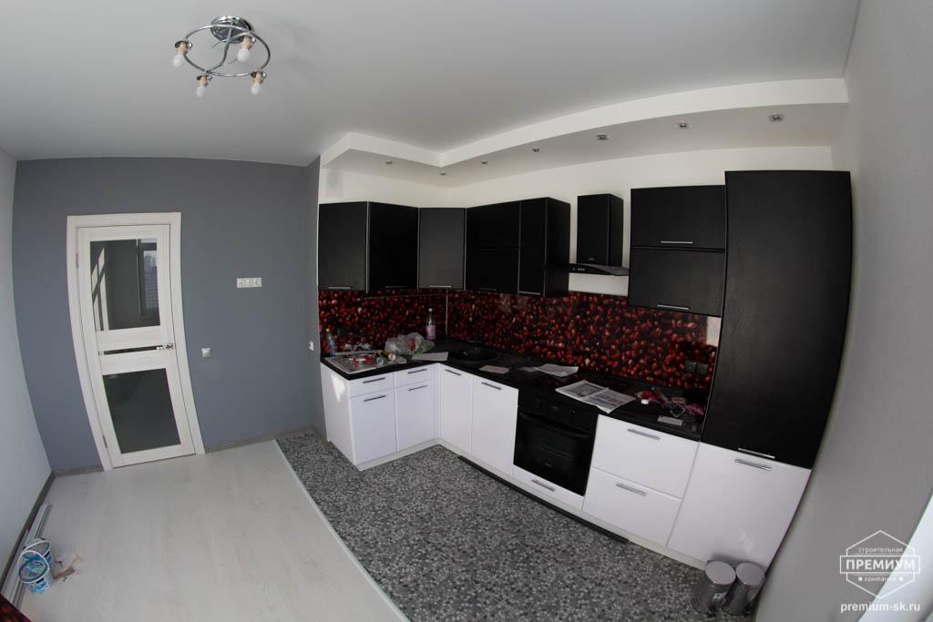 Дизайн интерьера  и ремонт трехкомнатной квартиры по ул. Машинная 44 11