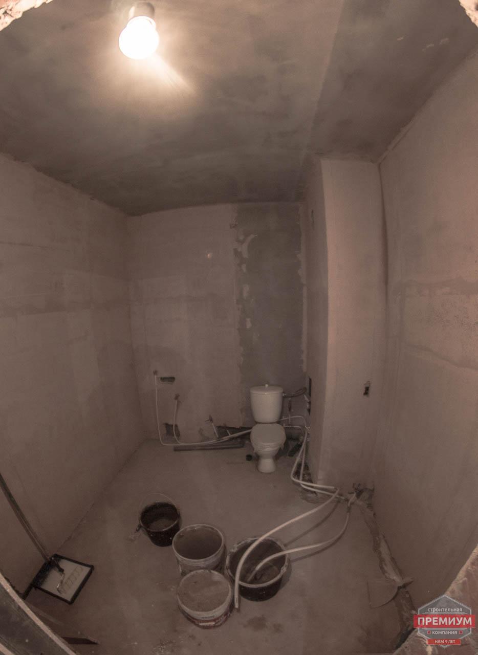 Дизайн интерьера  и ремонт трехкомнатной квартиры по ул. Машинная 44 14