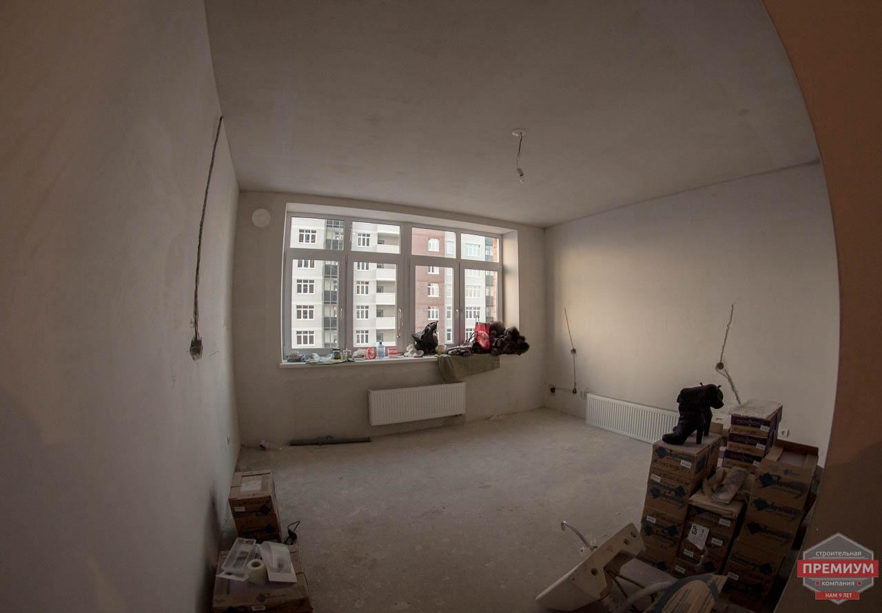 Дизайн интерьера  и ремонт трехкомнатной квартиры по ул. Машинная 44 17