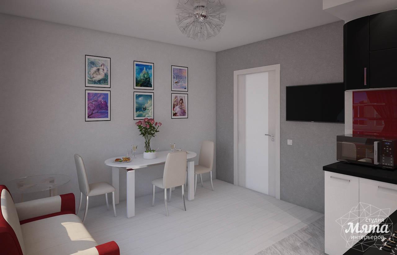 Дизайн интерьера  и ремонт трехкомнатной квартиры по ул. Машинная 44 img1278787218