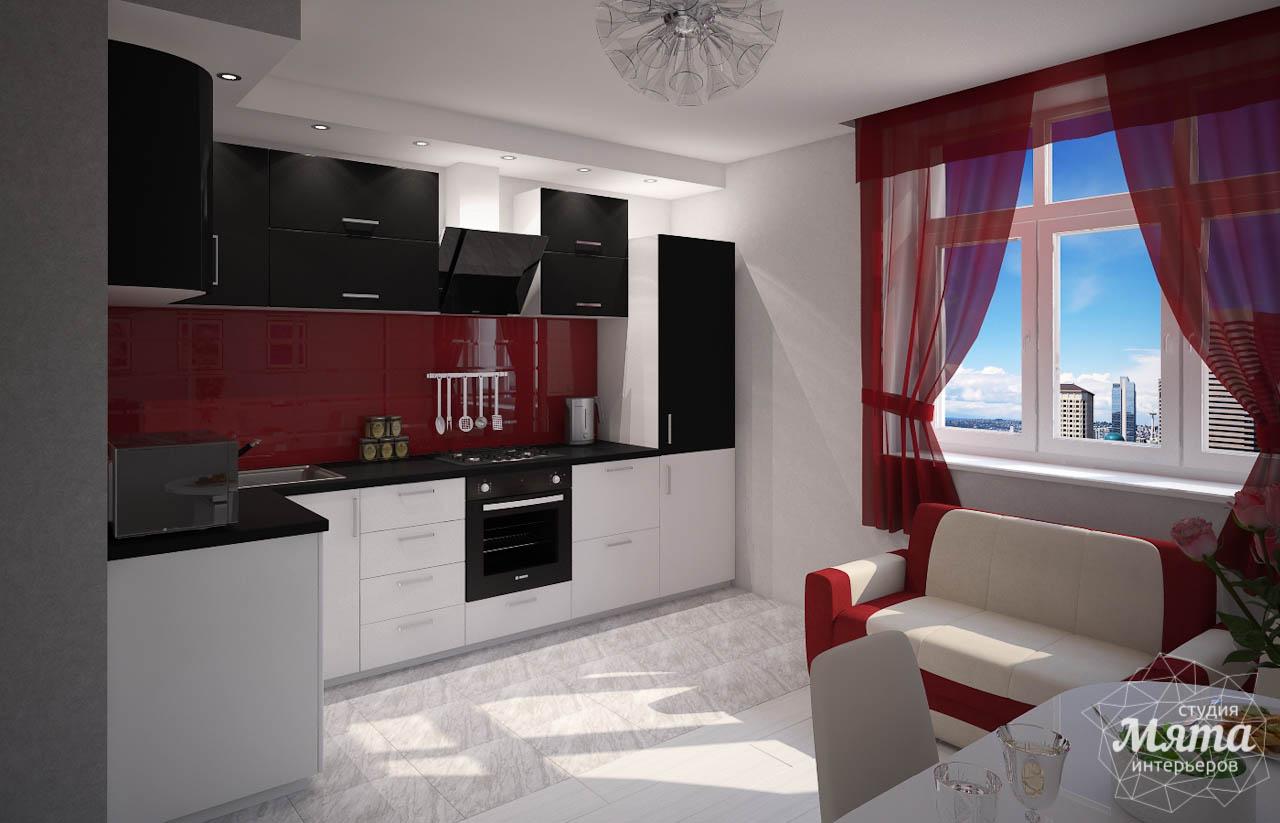 Дизайн интерьера  и ремонт трехкомнатной квартиры по ул. Машинная 44 img1692806558