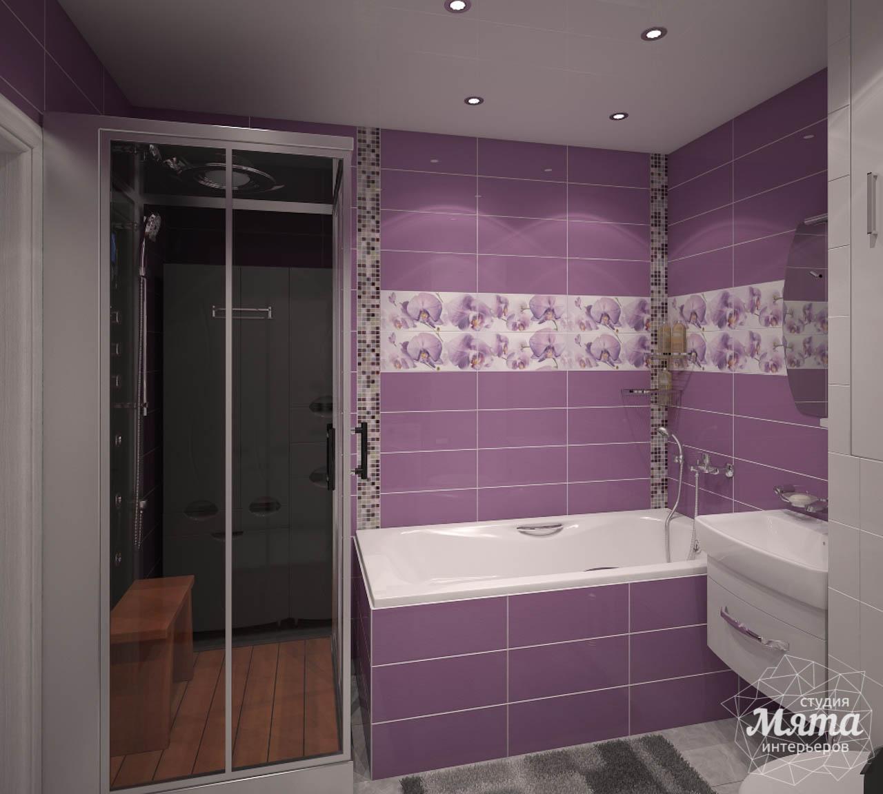 Дизайн интерьера  и ремонт трехкомнатной квартиры по ул. Машинная 44 img1434802500