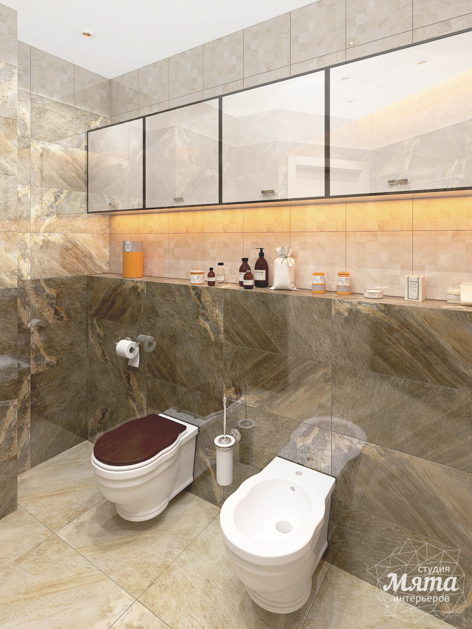 Дизайн интерьера коттеджа в п. Дубрава img1160285401