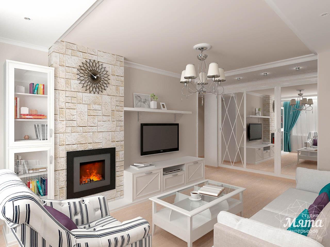 Дизайн интерьера двухкомнатной квартиры по ул. Шаумяна 93 img719900442