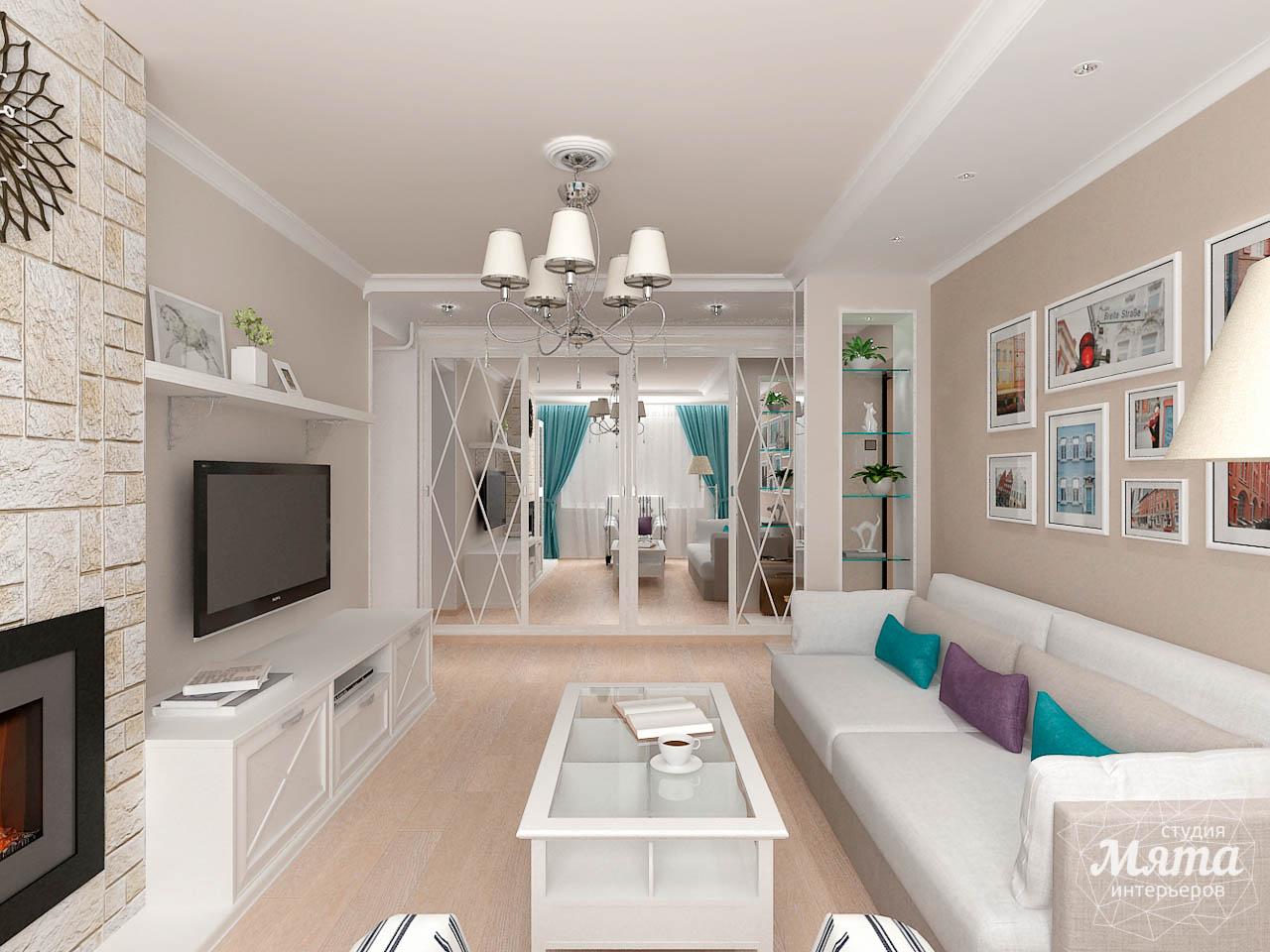 Дизайн интерьера двухкомнатной квартиры по ул. Шаумяна 93 img32291693