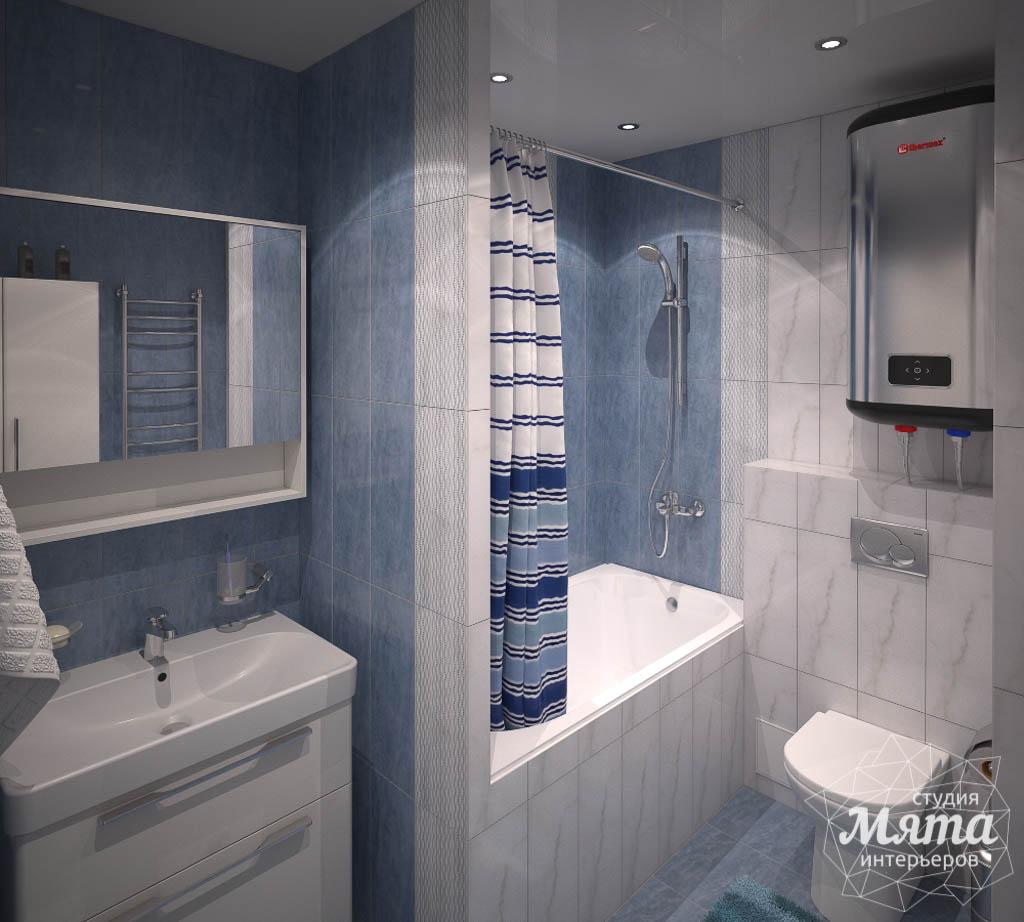 Дизайн интерьера однокомнатной квартиры по ул. Электриков 5 img1996519011
