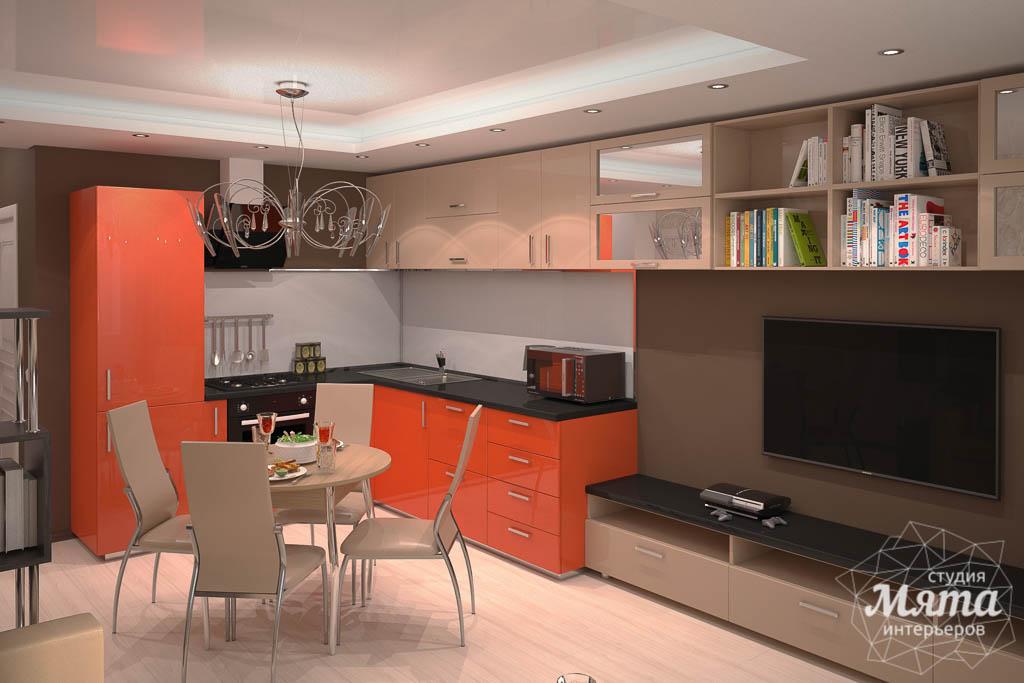 Дизайн интерьера однокомнатной квартиры по ул. Электриков 5 img1400988021
