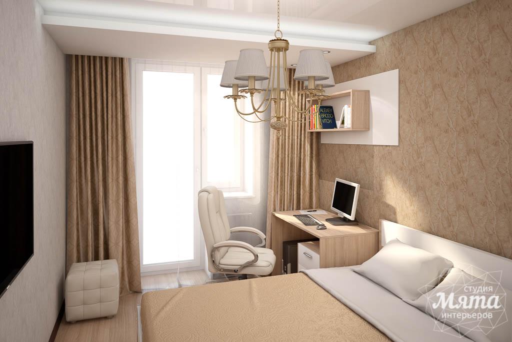 Дизайн интерьера однокомнатной квартиры по ул. Электриков 5 img705772356