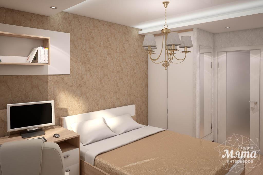 Дизайн интерьера однокомнатной квартиры по ул. Электриков 5 img1459439997