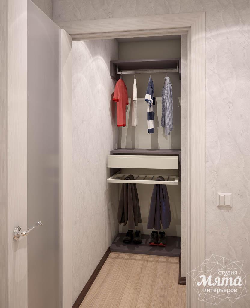 Дизайн интерьера однокомнатной квартиры по ул. Электриков 5 img1914921842