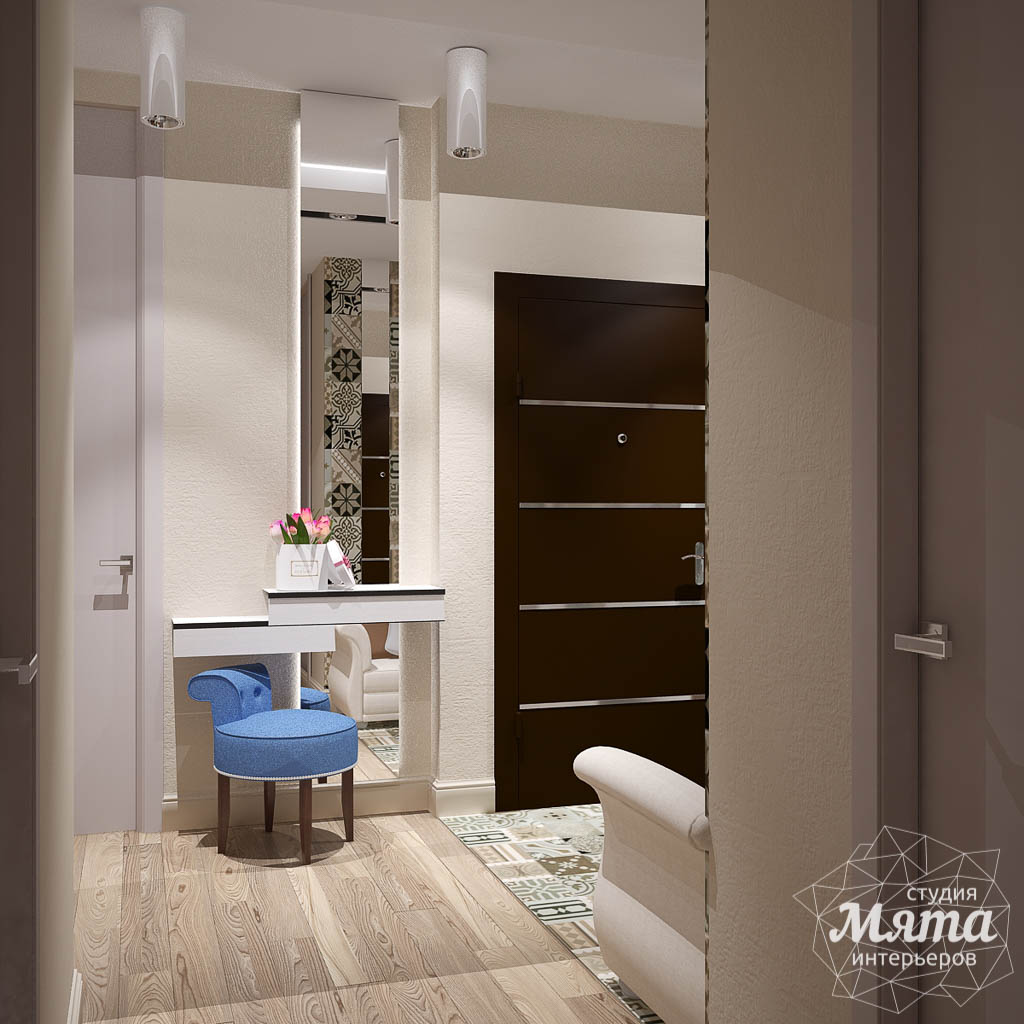Дизайн интерьера и ремонт трехкомнатной квартиры по ул. Татищева 49 img1284343748