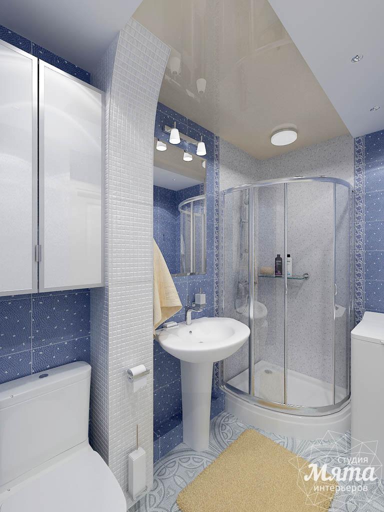 Дизайн интерьера двухкомнатной квартиры по ул. Шаумяна 93 img254740150