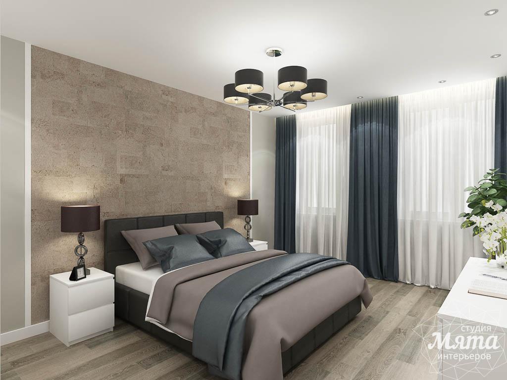 Дизайн интерьера двухкомнатной квартиры в ЖК Крылов img312687800