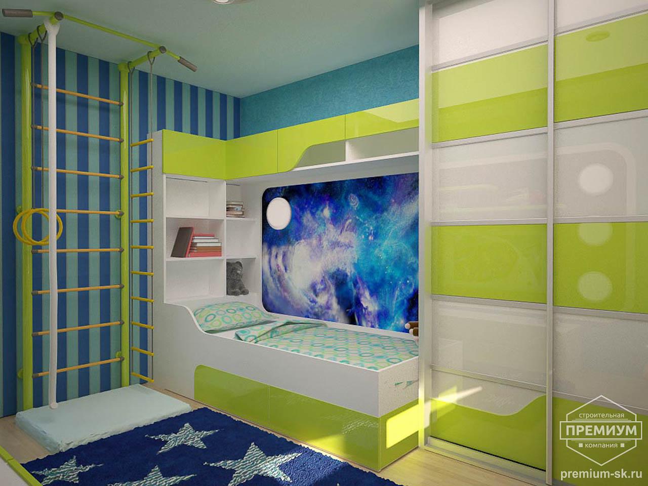 Дизайн интерьера детской по ул. Радищева 33 img488609190