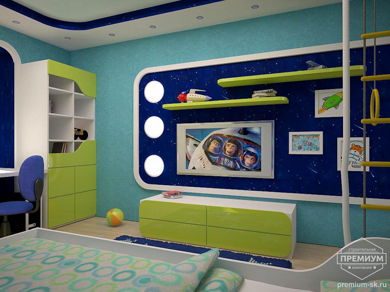Дизайн интерьера детской по ул. Радищева 33 img1150059479