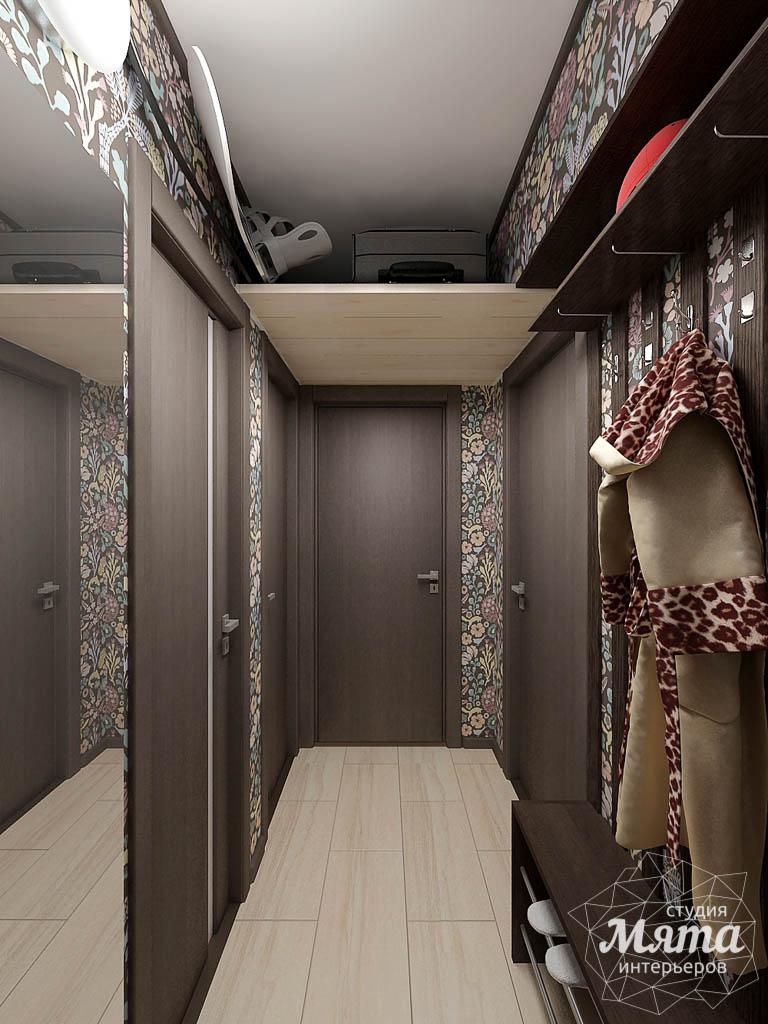 Дизайн интерьера и ремонт ванной комнаты и прихожей по ул. Крауля 70 img895776723