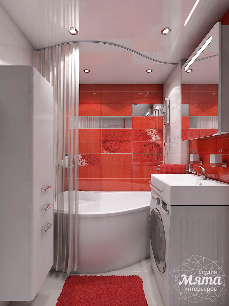 Дизайн интерьера ванной комнаты по ул. Калинина 77 img1564926847