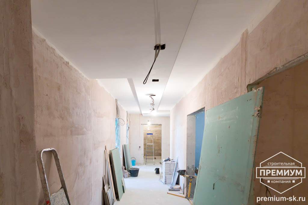 Дизайн интерьера и ремонт четырехкомнатной квартиры по ул. Союзная 2 11
