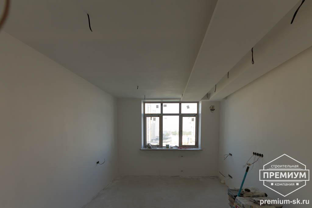 Дизайн интерьера и ремонт четырехкомнатной квартиры по ул. Союзная 2 14