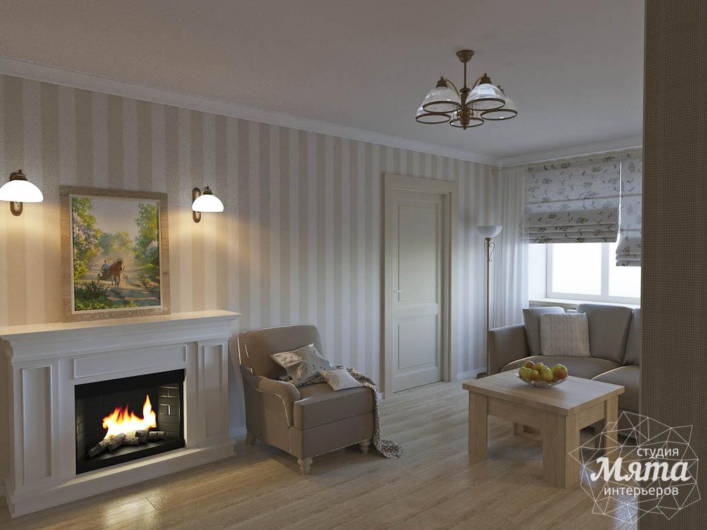 Дизайн интерьера однокомнатной квартиры по ул. Бажова 161 img695088058