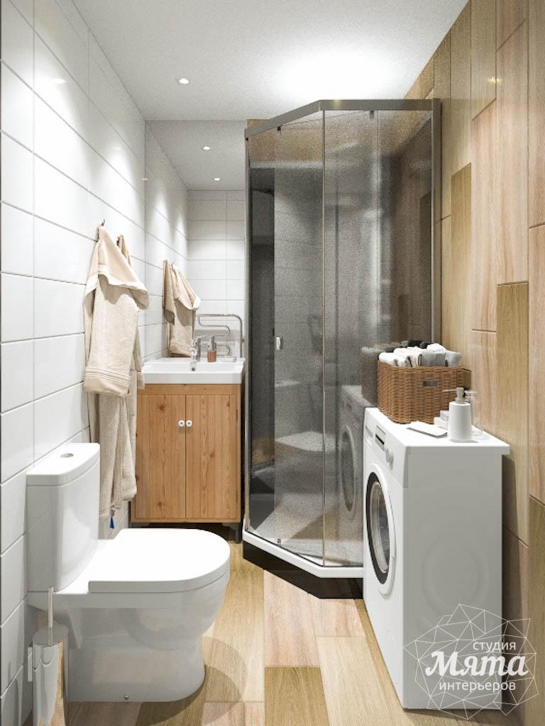Дизайн интерьера двухкомнатной квартиры по ул. Мира 37а img146594788
