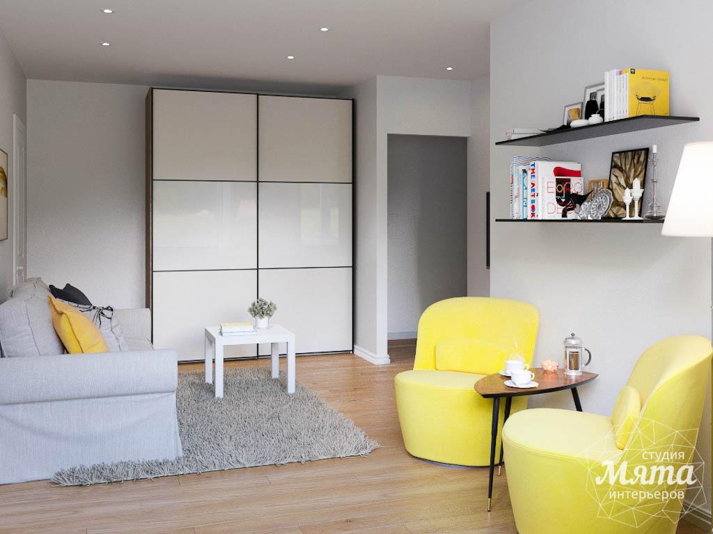 Дизайн интерьера двухкомнатной квартиры по ул. Мира 37а img1837944106
